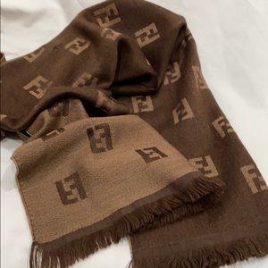 Fendi scarf 🧣